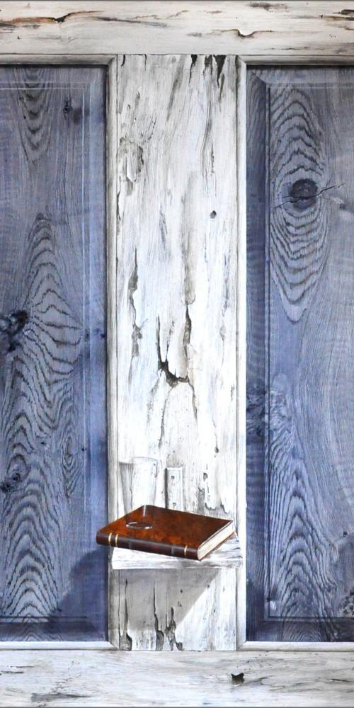 bleu wood